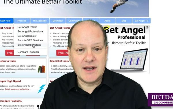 Bet Angel Course Wrap up